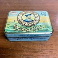 Vintage Players Navy Cut Cigarettes Tin
