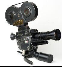 Movie Camera Beaulieu R16 Automatic zoom Angenieux, with magazine EX