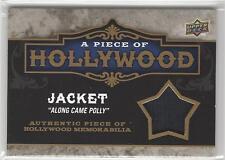 "BEN STILLER 2009 Upper Deck Piece of Hollywood Material Relic ""Along Came Polly"""