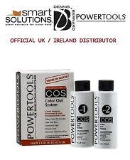 Genuine Dennis Bernard POWERTOOLS COS Color Out System Remover for Hair Salon