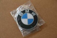 BMW E39 5er - Emblem Plakette Heckklappe Logo Kofferraum 51148203864 78mm NEU