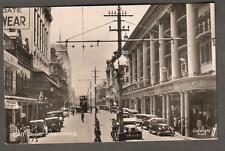 RPPC photo post card Eloff Street Johannesburg South Africa K 931