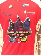 Champ-Sys Extra Large Cycling Jersey Mens XL Austin Texas Jack & Adams Shop