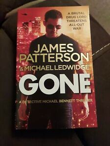 James patterson  gone