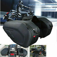 Motorcycle Pannier Bags Saddlebag Luggage Saddle Bag  to fit Yamaha MT09 Black