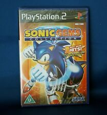 Sonic Gems Collection-PlayStation 2 PS2 Nuevo y Sellado