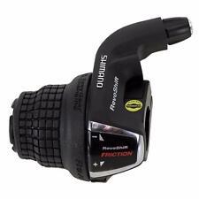 Shimano RevoShift RS35 Twist Grip shifter - 3 speed - Left- Black