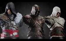Assassin's Creed Legacy Collection Bundle - UBI Collectibles Altair Ezio Set