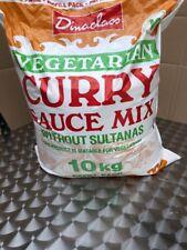 Dinaclass Curry Sauce Chip Shop Suitable for Vegetarians 10 Kg