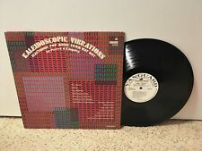 Perrey & Kingsley - Kaleidoscopic Vibrations - Vanguard VRS-9264 PROMO MONO LP