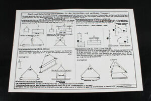 Shield Blech- Sicherheitsgreiferklemme Notice Sign VEB 60cm x 40cm