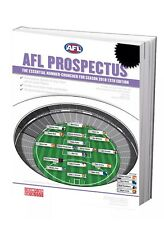 2018 AFL Prospectus Supercoach Dream Team Champion Data 13th Edition -New