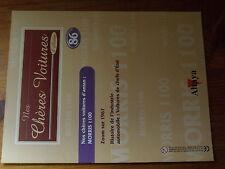 $$ Fascicule Altaya Nos Cheres Voitures d'Antan N°86 Morris 1100  Chefs d'Etat