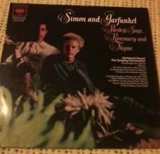 SIMON & GARFUNKEL PARSLEY SAGE ROSEMARY & THYME VINYL LP 1966 ORIGINAL OZ PRESS