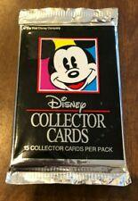 1991 Impel Disney Collector Trading Cards 1 Unopened Pack.