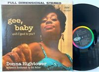 Donna Hightower Gee, Baby Ain't I Good to You Capitol LP Vinyl Record Album