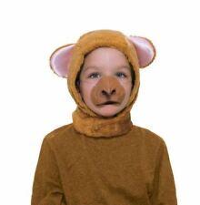 Forum Novelties Child Size Animal Costume Set, Monkey Hood and Nose Mask