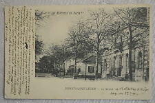 """CPA """" BOISSY SAINT LEGER - La Mairie"""