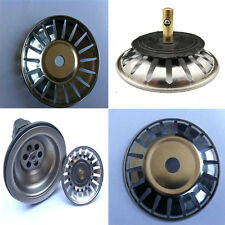 Kitchen Wash Basin Drain Dopant Sink Waste Disposer Strainer Stopper Leach Plug