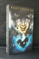 HEART SHAPED BOX Joe Hill SIGNED LIMITED US 1st ED HB/DJ Subterranean Press