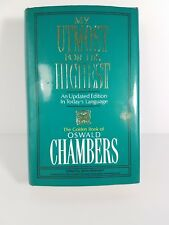 My Utmost for His Highest by Oswald Chambers (1992, Paperback)
