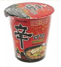 Nongshim | Shin Ramyun Spicy | Cup Instant Noodles 68g - 12 cups
