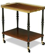 TROLLEY SCARBOROUGH HOUSE RUBBED-THROUGH EBONIZED RUBBED BLACK BRASS RO