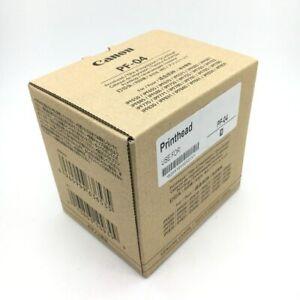 Original New PF-04 PF04 Print Head Printhead For Canon IPF650 IPF655 IPF750 780