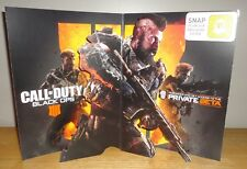 CALL OF DUTY BLACK OPS IIII 4 IV Counter Display Pop Out 3D Standee PS4 XBOX One