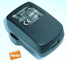 Phihong Switching Power Supply PSC03R-050 5V 0.5A enchufe de Reino Unido