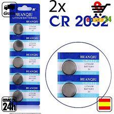 2x CR 2032 PILAS pila de botón baterías 3 V boton bateria CR2032 DL2032 ECR2032