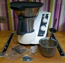 Vorwerk thermomix tm21 robot de cocina con función de cocina varoma & nuevo accesorios