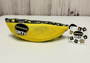 Bananagrams Party Edition Anagram Word Tile Game That Will Drive You Bananas
