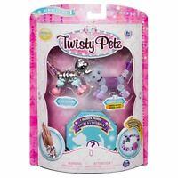 Twisty Petz Dazzling Bracelets (3 Pack Set)