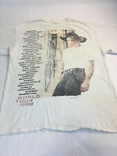 Vtg 1998 Garth Brooks Sevens Tour T-Shirt Men's L