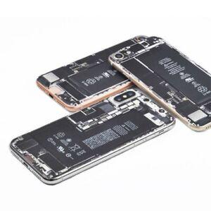 Hypebeast PVC Housing Wrap Skin iPhone Case 11 Pro Max SE2 XR XS 8 7 Plus Impact