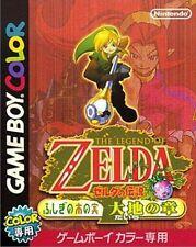 GB Color Zelda no Densetsu: Fushigi no Ki no Mi Daichi no Shou (JAP) (Modul)