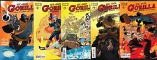 Six-Gun Gorilla  (2013) 1 2 3 4 5 near complete set missing #6  Boom Studios