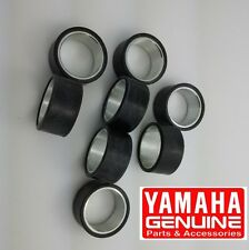 NEW 8 pcs. GENUINE YAMAHA CLUTCH WEIGHT RHINO 660 GRIZZLY 660 5KM-17632-00-00