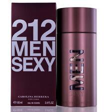 Carolina Herrera 212 Sexy Men EDT Spray 212 Sexy Men/carolina Herrera Eau De ...