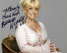 Barbara Windsor Signed 10x8 Autograph Photo - Eastenders - Carry on - Peggy