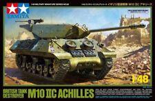 Tamiya 1/48 British Tank Destroyer M10 IIC Achilles # 32582