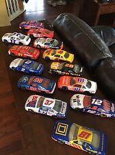 Collection Of Die Cast Race Cars By Racing Champions And Others