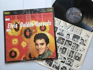 Elvis Presley - Elvis' Golden Records (LP) Compilation En Shrink
