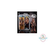 "Star Wars Black Series 40th Anniversary 6"" Wave 2 Chewbacca"