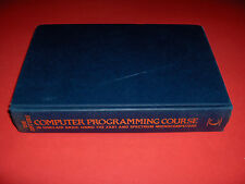 1983 libro Computer Programming Sinclair BASIC TX 81 Spectrum microcomputers