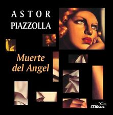 Muerte del Angel by Astor Piazzolla. CD (1997, Milan)