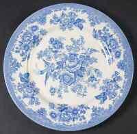 Royal Stafford ASIATIC PHEASANT POWDER BLUE Dinner Plate 8073358