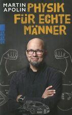 Physik für echte Männer von Martin Apolin (2016, Taschenbuch)