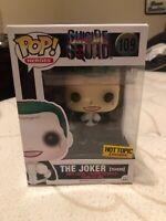 Funko Pop DC Suicide Squad The Joker Tuxedo #109 Vinyl Figure